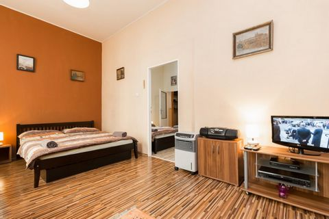 This apartment is situated in a quiet area between Prague and the parks of Stromovka and Letenské Sady. It is just 300 meters from the tram station and 10 minutes from the city center. The apartment is modern and well equipped. The service is excelle...
