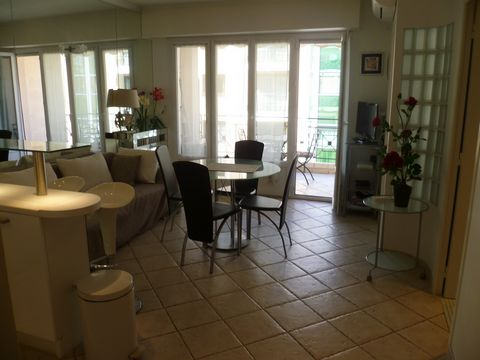 Bel appartement 3 pièces vue mer