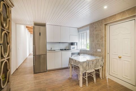 Stay in this traditional holiday home which has been completely renovated with all the comforts. A total of 5 people can stay in its 2-bedrooms comfortably. This place is ideal for a small family on a vacation. Relax in the wonderful shared garden or...
