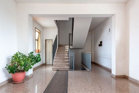 This attractive three-room apartment on the third floor has a balcony with a magnificent view of the Etna volcano and the sea. It is an excellent accommodation for a family holiday. From the apartment you can easily reach the sea for a relaxing day r...