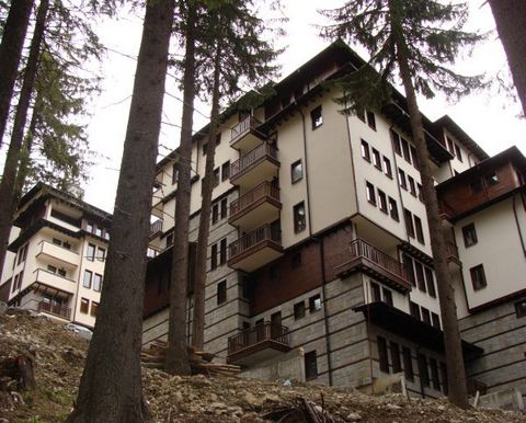 Stunning One Bedroom Apartment in Evridika Hills Ski Resort Complex Evridika Hills is a 5* complex set in the Rhodopi Mountains in the ski resort of Pamporovo. The complex is surrounded by pine forests and is built in the traditional architectural st...