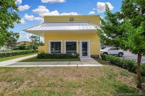 OWNERS OR INVESTORS - GREAT OPPORTUNITY to acquire a Free Standing 1184 SF Brand New Building on well located 6251 SF Corner lot, right in the HEART of everything! Close to I-95, Beaches, Gulfstream, Aventura, in an Opportunity Zone in the middle of ...
