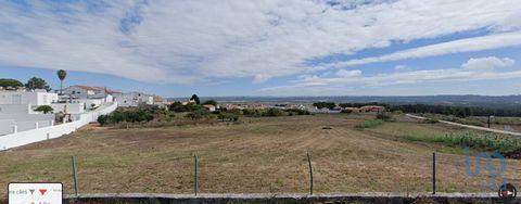 Terreno em Salir do Porto de 5560m2 para construção #ref: 61718