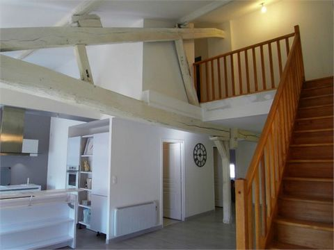 Appartement vendu loué Revenu locatif annuel 7 960