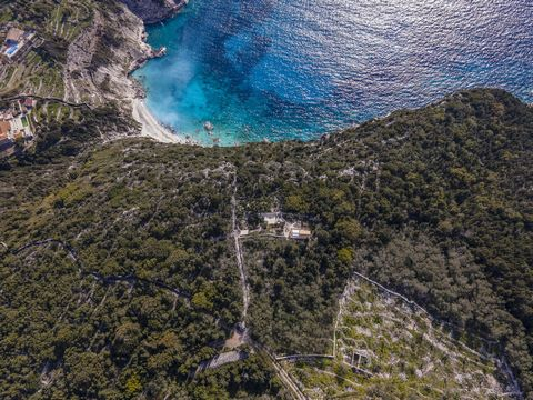 A rare and exciting opportunity to acquire a plot of land of 5803 sq m in the area of Erimitis one of the most desirable spots of wonderful Paxos island. The plot is amphitheatrical, buildable and has stone which can be used for building. Water and e...