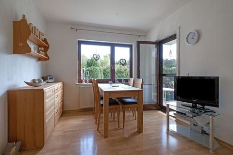 This small apartment is located in Medebach in the Sauerland between the well-known winter sports resorts of Winterberg and Willingen. The apartment is on the ground floor of a well-kept house. You can make this home a base for exploring the beautifu...