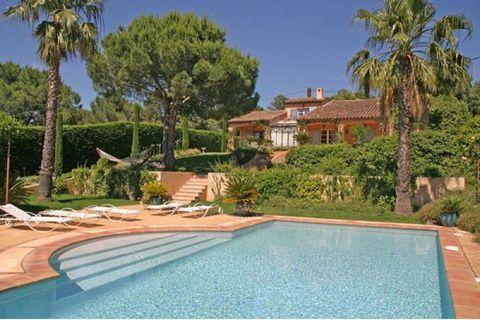 location vacances Ref. 003305P - Villa 'Audemar'