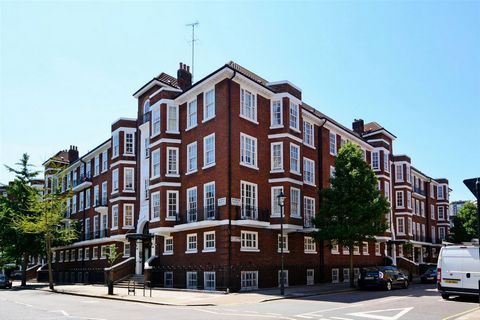 Set within an attractive mansion block in the heart of Marylebone, this stunning 3 bedroom apartment has been beautifully refurbished to provide spacious and stylish accommodation.