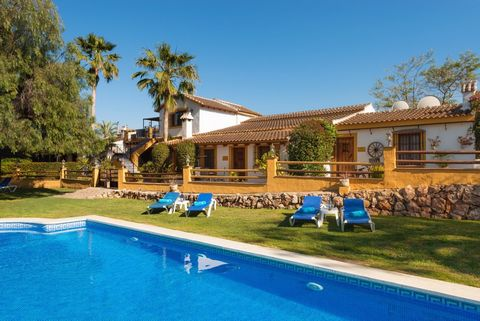 Amazing Holiday Resort in the Heart of Andalucía: Alhaurin el Grande This beautiful and very well maintained holiday resort has been in Dutch ownership for over 15 years and has a very large clientele. The resort consists of 1 large complex with 14 h...