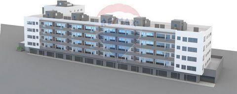 EMPREENDIMENTO PALACE VIEW FRACÇÃO AA (BL. 3) com varanda e arrumos T2 Apartamentos com Tipologias T0, T1, T2 e T3 Este empreendimento foi concebido a pensar no bem estar público, pela sua localização, por toda a envolvente, pela sua organização de e...