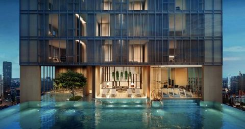 2-bedroom property for SALE of 128 sq.m at Kraam Sukhumvit 26 in South Sukhumvit (Sukhumvit 16-38). This property features: Air-conditioning, Furniture, Storage room, Green view, Top floor, High floor, Balcony/terrace, Kraam Sukhumvit 26 offers the f...