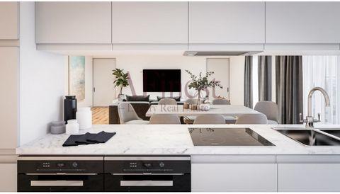 Apartamento T2 em fase de construção com 101, 7m2, numa excelente localização, junto junto ao Metro, comercio e todo o tipo de serviços. Acabamentos de primeira qualidade com linhas contemporâneas, com parqueamento e arrecadação. Para mais informaçõe...