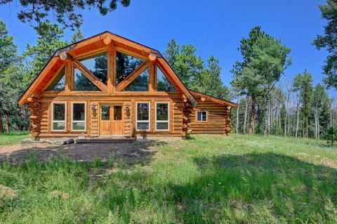 Escape all the hustle and bustle of Denver and Evergreen and come own one of Park County's best available properties! Come retreat to the serenity of the woods and wildlife. Formerly part of the Gold Rush era, Historic Park County is one of Colorado'...