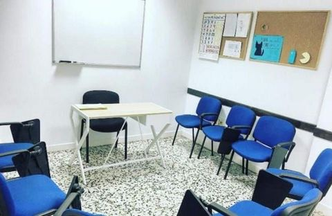 This is a fantastic opportunity to purchase a turnkey language school located in the heart of Almeria. Established in 2012, this school focuses on English, Spanish, and French and currently has over 120 students. However, with English, Spanish, and F...