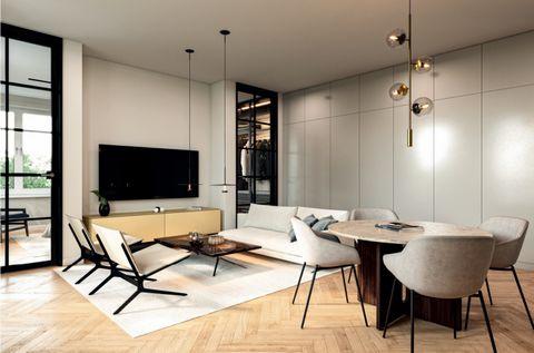 Objektbeschreibung In der 4 Etage eines gepflegten Wohngebäudes wird eine 4-Zimmerwohnung mit einer Fläche von 187.45 m² zum Verkauf angeboten. Gebäude Das Haus in der Schlüterstraße ist ein Teil der städtebaulichen Entwicklung dieses Wohngebiets, da...