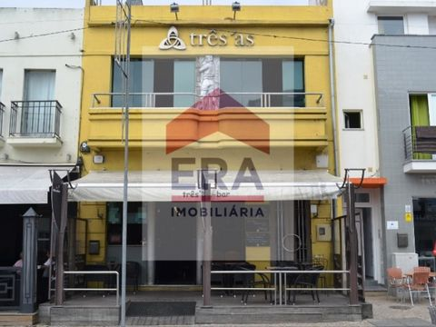 Bar with total area of 180,65sq.m. Equipped and functioning. Balcony and terrace. Excellent location. Energy Rating: B- #ref:150150214