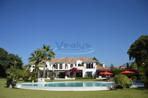Marbella- Puerto Banus Impressive and luxurious Villa in Marbella located on the seafront, with direct access to the beach. Just 10 minutes from Puerto Banus. The Villa consists of 9 bedrooms and 9 bathrooms and can accommodate up to 18 people. With ...
