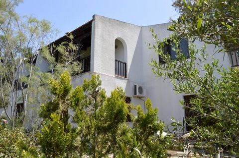 Two storey house205 sq.m. in 2- floors, fully furnished , built 1990 in excellent condition, heavy isolation, double glasses, A/C . Area : Porto Heli-Panorama withbeutiful view to Porto Heli harbor , 2km from harbor, 500metresto picturesque co...
