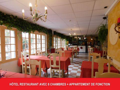 Hôtel restaurant classé 2 étoiles situé à 500 mètres des thermes de Barbotan, avec 8 chambres, une salle de restaurant d'environ 35 places, ainsi qu'une terrasse de 15 à 20 couverts. L'hôtel se compose de la façon suivante: rez-de-chaussée: salle de ...