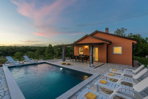 Villa Pendolina is a modern furnished villa that can accommodate up to 7 guests, offering you everything you need for a relaxing vacation with family and friends. The Villa is completely new and was built in 2021. The indoor area spreads on over 100 ...