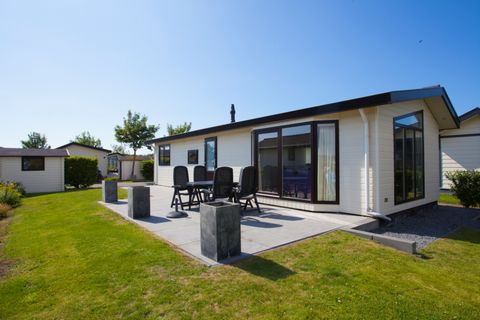 The recreational park known as De Woudhoeve (The Forest Farm) is a rural village at the foot of the dunes of the North Holland Dune Reserve, just 4 km from the North Sea. The magnificent, heated outdoor pool and summer recreational team will help you...