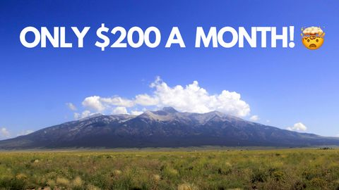 Located in Alamosa. $399 down $199 a month This open parcel sits in the San Luis Valley with an amazing view of Mount Blanca and the rest of the Sangre De Cristo Mountains! This location sits conveniently close to highway 160 making it easy to get to...