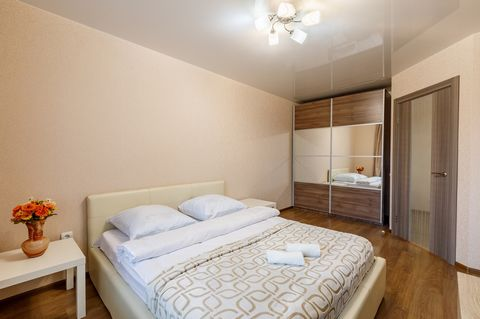Квартира в новом доме, есть все необходимое!