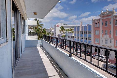 Residenza ispirata al designer, completamente ristrutturata presso l'edificio Collins Tower, nel cuore di South Beach, a 250 metri dalla spiaggia e Ocean Dr. (attualmente pedonale), adiacente all'Arthouse (un'esperienza artistica innovativa) ea pochi...