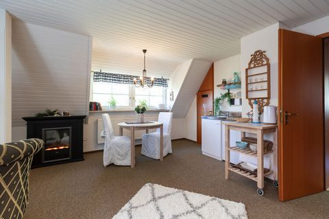 This apartment in Weißenbrunn has a living room cum bedroom for 2 people. Ideal for a couple on a romantic getaway, the home features a furnished garden and pond for chilling and relaxing with your favourite people munching evening snacks. Explore th...