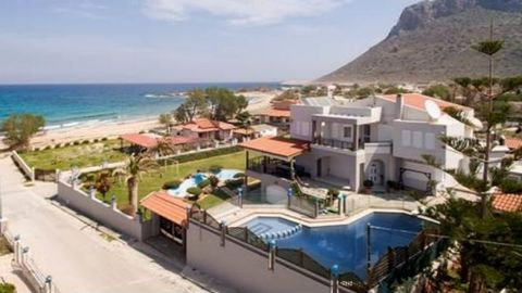 2 Stunning Villas and 2 plots of land for sale in Chania Crete in Greece Euro Resales Property ID: 9826428 Property Location Chania Crete Greece Property Details We present to you the following plots that are available for sale in the area of Stavros...