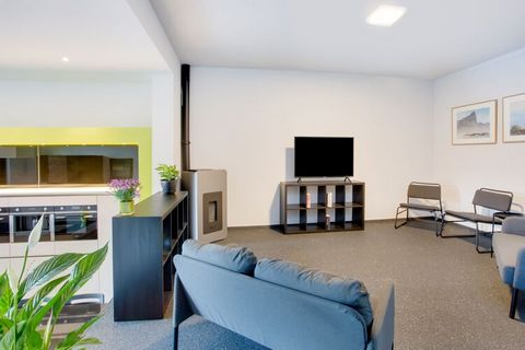 Have a nice holiday in this pleasant stay in Scherpenheuvel-Zichem. It features a furnished garden, a nice terrace and parking. Ideal for family vacations. The picturesque town of Scherpenheuvel-Zichem is a short distance you will find here include t...