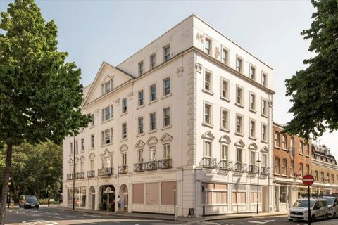 The apartment is located in an important building in Belgravia. The property consists of a large and bright living room, kitchen, toilet on the first floor, spacious double bedroom and bathroom on the second floor. Great location with several well-kn...