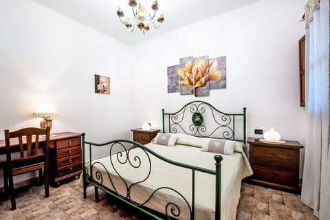 A dream-like sequence in Casarano and this little sanctuary will fascinate you here. With a private swimming pool here, you can take cooling dips and feel rejuvenated. With 2 bedrooms that can comfortably accommodate a family on a sunny holiday and t...