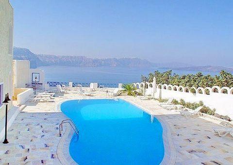 Hotel for Sale Caldera Santorini – Akrotiri Hotel of 25 rooms and suites for Sale Caldera Santorini Hotel of 1.000 sq.meters in a land plot of 4.000 sq.meters situated in Caldera of Santorini with amazing view! It consist of 25 rooms and deluxe suite...