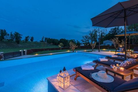 Villa Arcadia is a newly built beautiful villa in Škropeti/Central Istria situated on a secluded location. For those who love complete privacy, this house will delight its visitors. The house consists of 3 double bedrooms with en-suite bathrooms. On ...