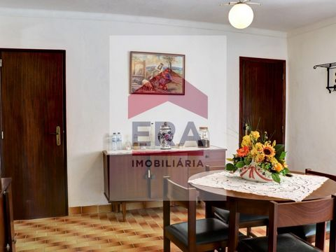 3 Bedroom townhouse in Atouguia da Baleia. Ground floor with kitchen, two living rooms and bathroom. First floor with three bedrooms and a half bathroom. With an attic for storage. Outside there is a backyard, two terraces and three annexes, one of w...