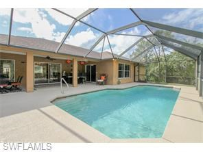 BEAUTIFUL 3 BEDROOM POOL HOME IN GOLDEN GATE ESTATES.....LOVELY PRIVATE BACK YARD....HOME IS SET BACK FROM ROAD AND HAS A LONG MAJESTIC DRIVEWAY.....HOME IS WELL MAINTAINED AND STILL HAS A NEWER FEEL.....PLENTY OF SCREEN ENCLOSED OUTDOOR LIVING AREA....