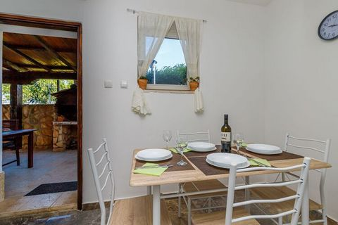 Beautifully decorated apartments Cetina are located in a large private house in Banjole. They are only 300 meters from the sea. The house consists of three apartments. Apartment A1 consists of one bedroom with double bed, kitchen with stove, microwav...