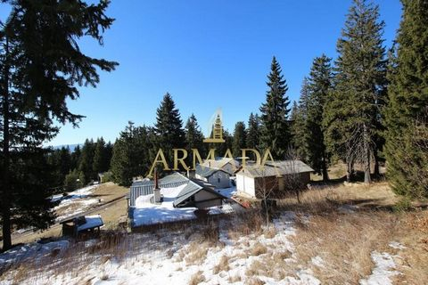 (OFFER 1274) We are pleased to offer you a holiday complex located at 1700 m above sea level. It is built in the area of Haidushki Meadows, Smolyan Municipality, which is located between the villages of Kutella and Manastir and is equally distant 7 k...