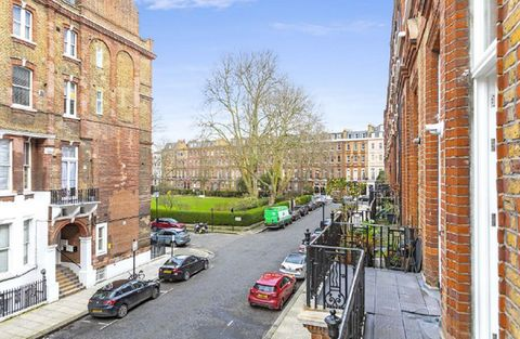 Beautiful apartment with wonderful high ceilings, recently renovated with new kitchen and double glazed windows, lots of light, nice fireplace and large terrace overlooking the public gardens.
