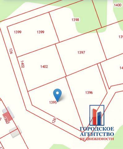 Продается земельный участок 15 соток в деревне Репино СНТ Лесная Поляна. К участку подведены электричество и газ., Садоводческое Некоммерческое Товарищество Лесная Поляна г, продается участок, 15 соток, Номер лота: 3321168