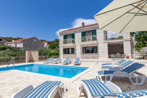 Located in Sumartin, this 4-bedroom villa is spacious for 10 guest and is perfect for a group or families with children. It features a private swimming pool and air conditioning. This place has adventure, fun, and peace all rolled into one. You can e...