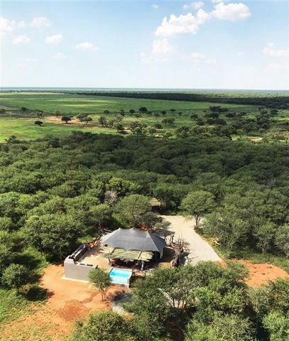 Euroresales Property ID- 9825270 Here we have for sale a luxury and exclusive Game Farm in the Heart of South Africa! This is one of the BEST and BIGGEST commercial buffalo breeding farms in South Africa. The original herd is the oldest and first her...