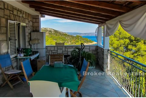 Stunning Detached two-storey house for sale in Solta Croatia Euroresales Property ID: - 9825888 Property Details Nice detached house with total living area of 222,29 m2 located in a beautiful place on the island of Solta. The house extends over two f...