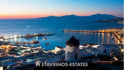For Sale Hotel, Mykonos, 6.500 sq.m., In plot 2500 sq.m., 6 Levels, 29 Rooms, Floors: Marble + Tiles, Dours: Aluminum, 40 parking, Building Year: 2019, Status: Amazing, Feautures: For Investment, On Frontage, panoramic views of Chora (city of Myconos...