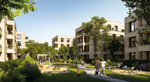 Property description On the first floor of a residence building, a 1-room apartment with an area of 33.79 square meters is offered for sale. Building Situated on a spacious plot of land in Georg-Hermann-Allee, right next to the beautiful Volkspark Po...