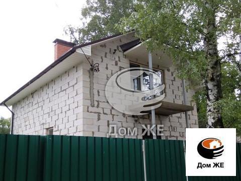 Лот №M5090792. Королев, Ярославское шоссе, 8 км от МКАД. Двухэтажный дом из пеноблоков. Построен в 2014г. Дом полностью меблирован, оснащен необходимой бытовой техникой. Подключены центральные коммуникации. Газовое отопление. Интернет. 1-ый этаж: при...