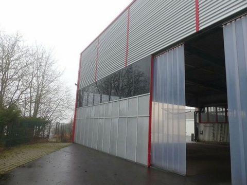 Das Gewerbeanwesen befindet sich in Unterfranken im Landkreis Bad Kissingen zwischen Fulda und Schweinfurt. Es liegt sehr verkehrsgünstig direkt an der A7. Das Gewerbeobjekt verfügt über Produktions-, Lager- und Büroflächen. Teilflächen können angemi...