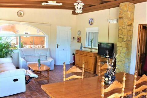 Relax and unwind in this beautiful holiday home in Sant Jaume d'Enveja with your friends and family. With a private outdoor swimming pool, a garden, terrace, and solarium, this home has a lot to offer. Your fun time is guaranteed here! You have the o...