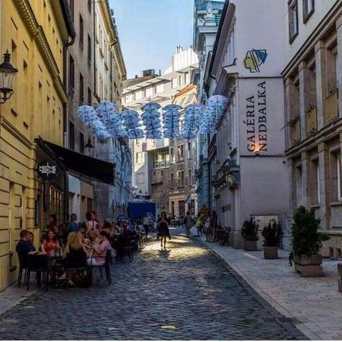 Use as a hotel or embassy seat possible: Apartment building in the heart of Bratislava For sale is a unique property - lucrative apartment building in the center of Bratislava. Basic Price: 3 500 000 Euro 100% rented Lease period: 1-10 years Yield: 4...